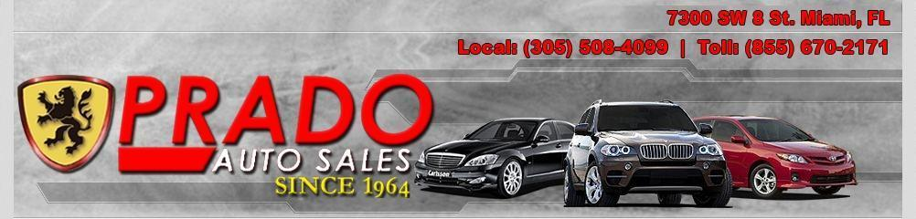 Prado Auto Sales >> Miami Auto Wholesale Competitors Revenue And Employees