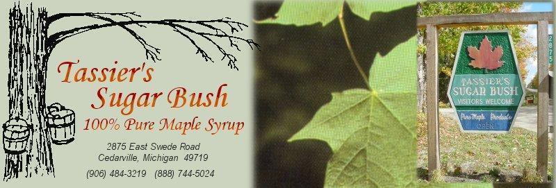 Tassier Sugar Bush Coupons & Promo codes