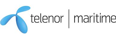 Bilderesultat for telenor maritime logo