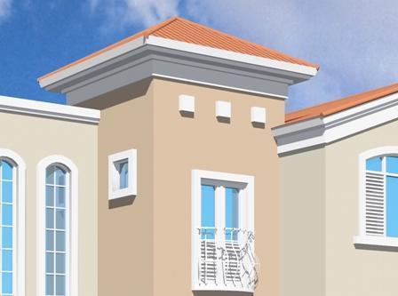 The croquis house plans puerto rico planos de casas for Planos arquitectonicos de casas