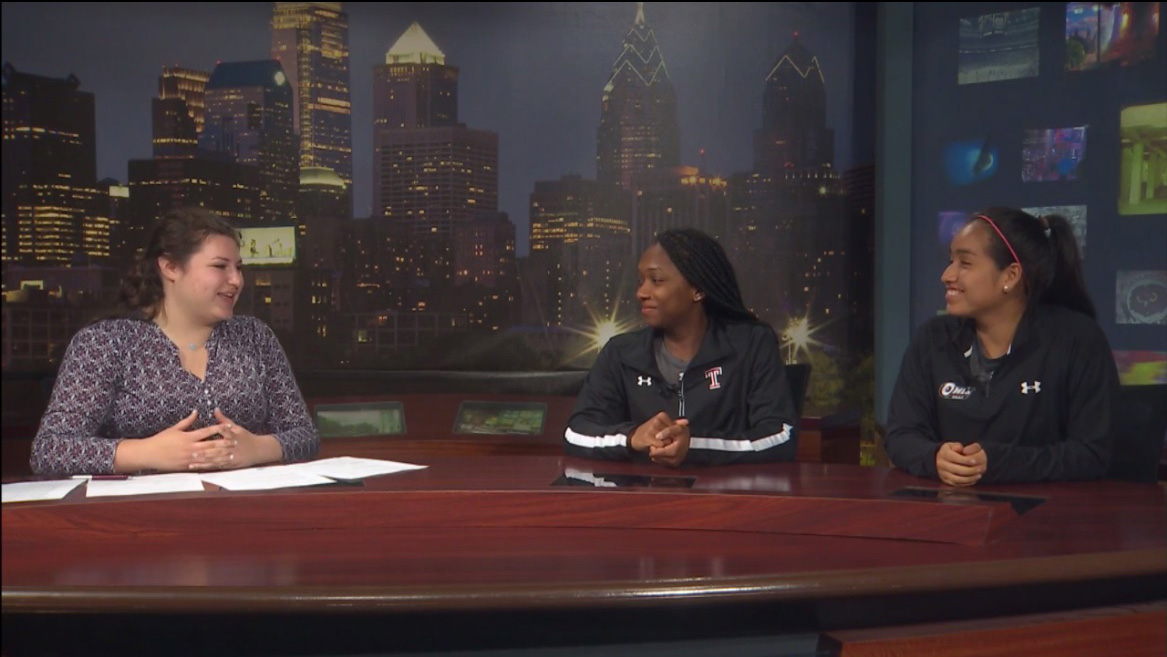 WTEN Temple Athletics Show 4/7