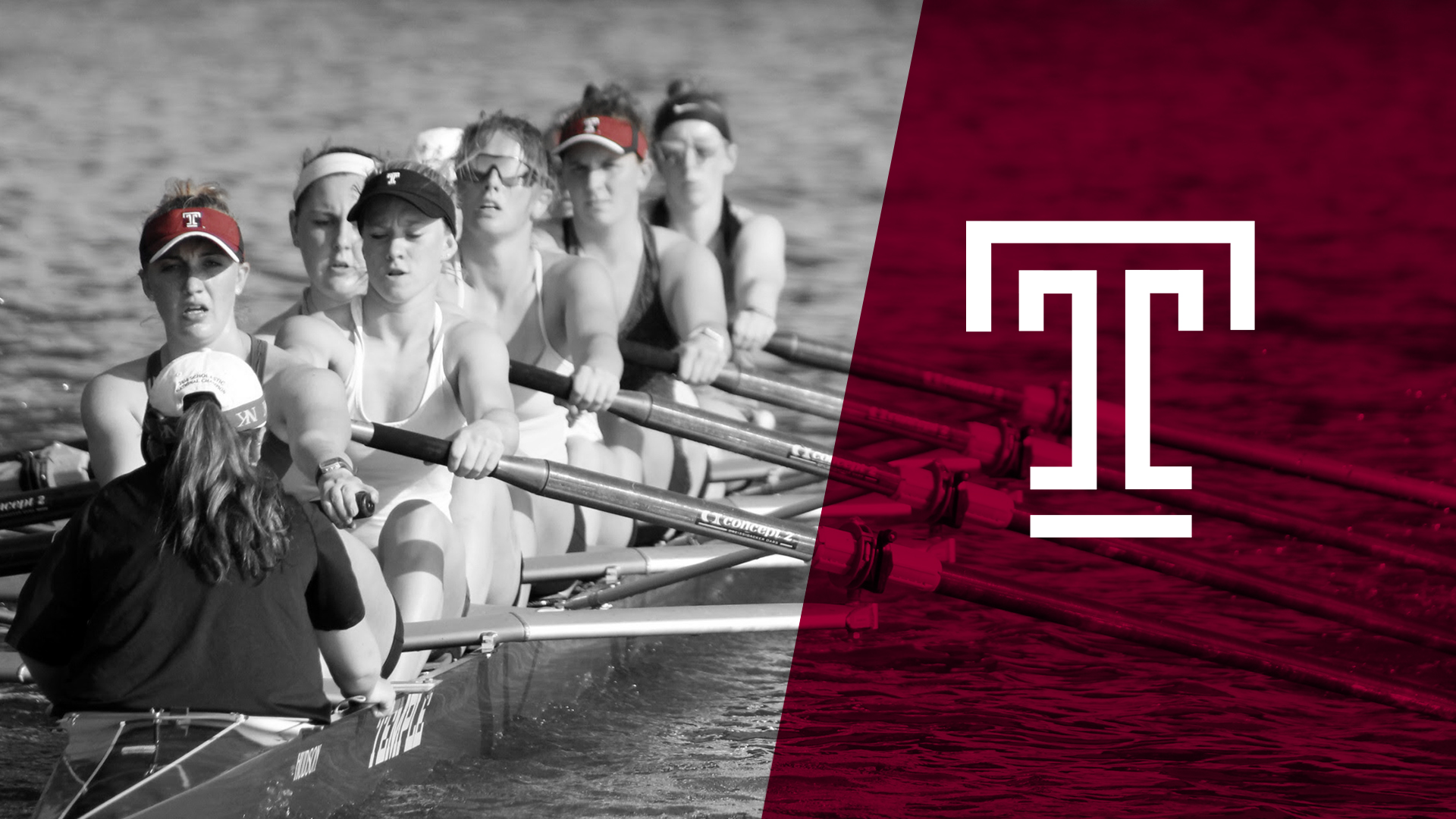 Temple Rowing