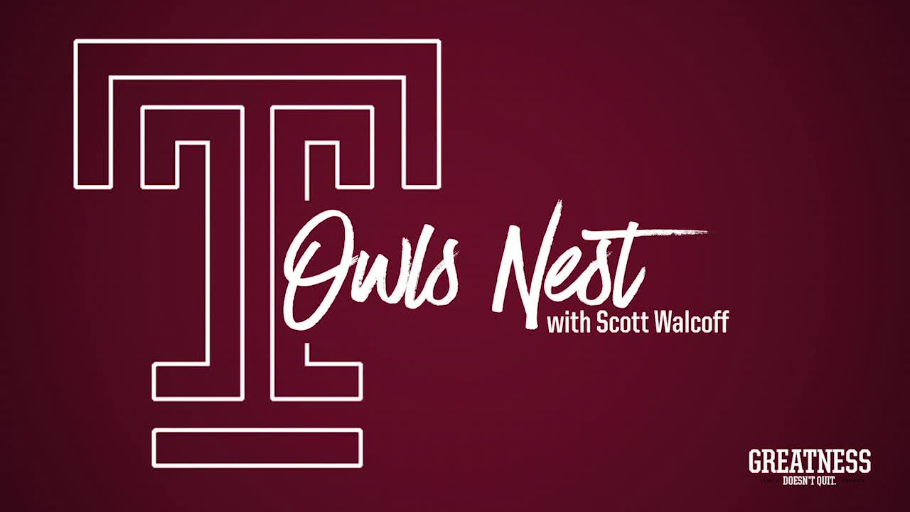 Owls Nest Podcast: Episode 1 Aaron McKie
