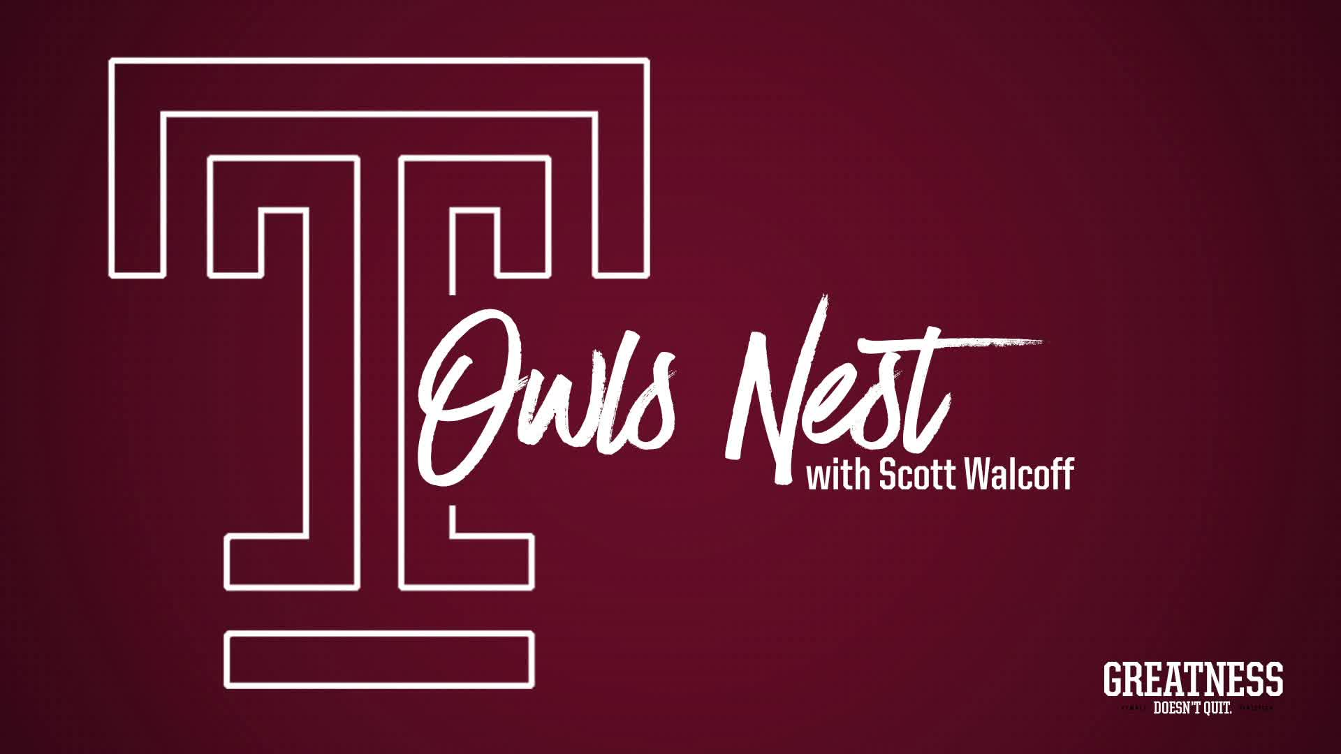 Owls Nest Podcast: Episode 2 Geoff Collins