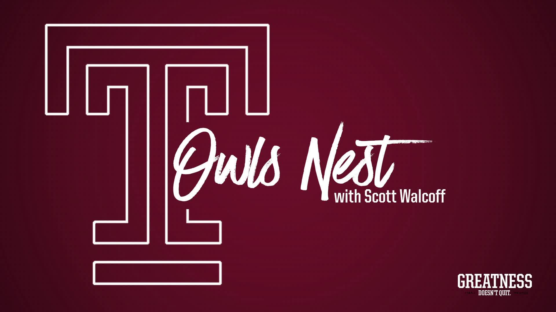 Owls Nest Podcast: Episode 3 Dr. Matthew Brunner