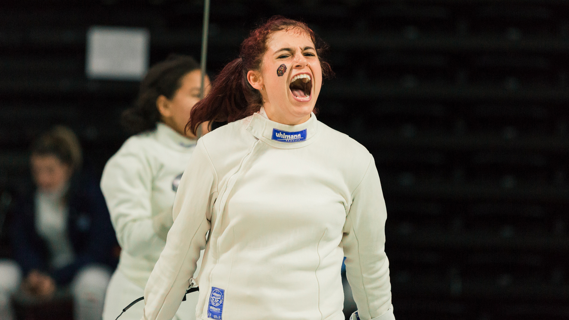 Camille Simmons Women S Fencing Temple University