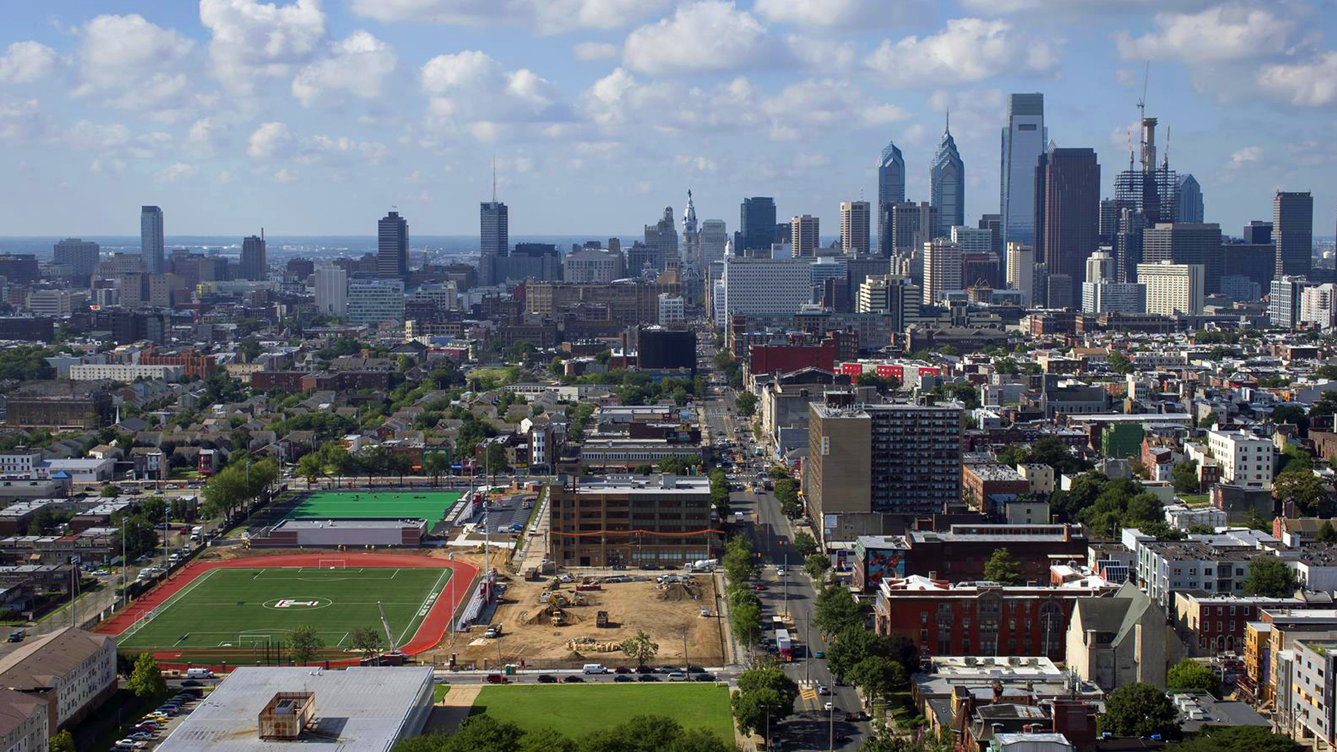 Temple Soccer: Home Is Where The City Skyline Is