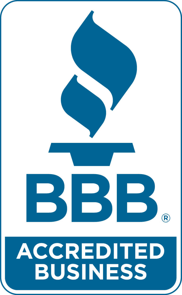 Award for Better Business Bureau A+