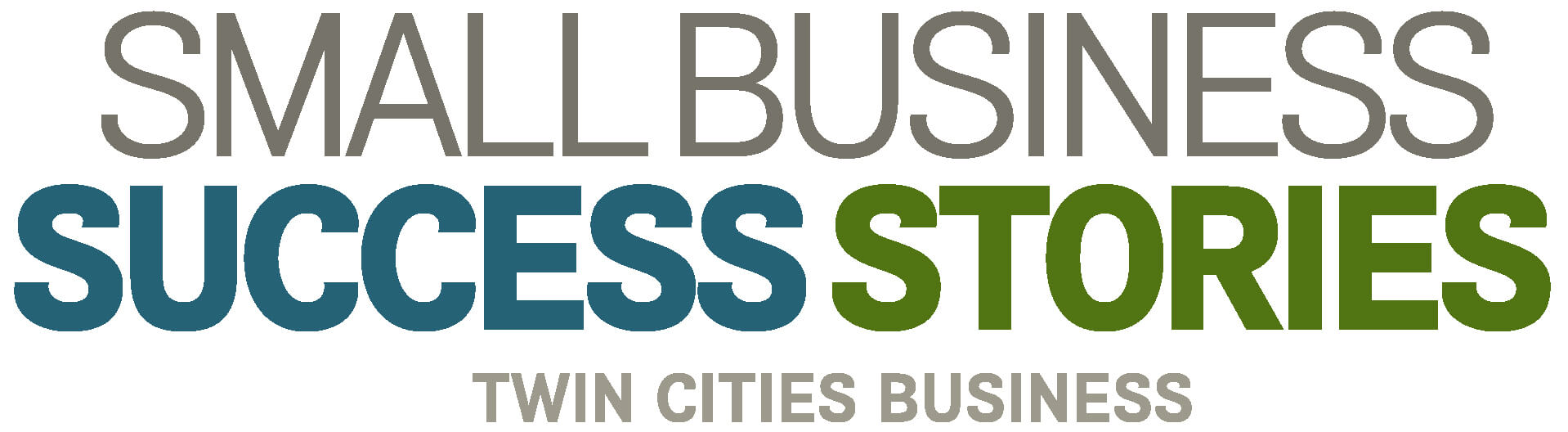 Award for Twin Cities Small Business Success Stories