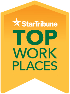 Award for Star Tribune Top 100 Workplaces
