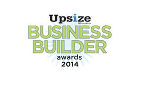 Award for Upsize Business Builder