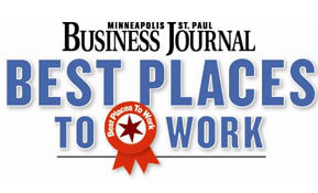 Award for Best Places to work