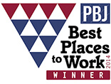Award for Best Place to Work 2011