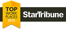Award for Star Tribune Top Workplaces