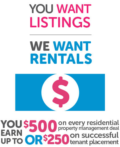 You Want Listings, We Want Rentals