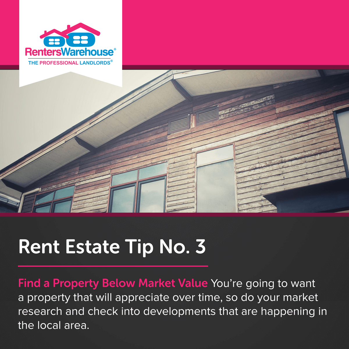 Image related to Rent Estate™ Tip No. 3 - Find a Property Below Market Value