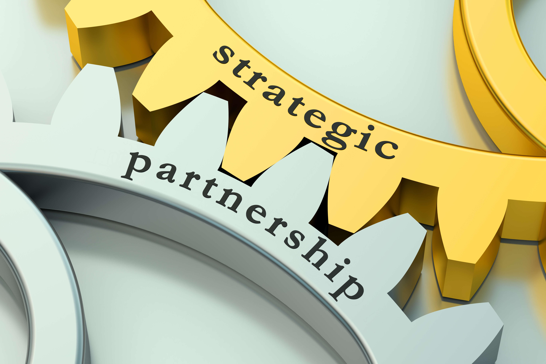 strategic partnership