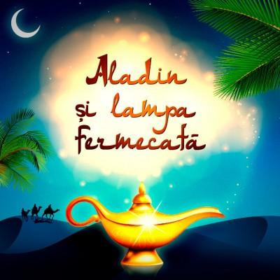 Aladin şi lampa fermecată