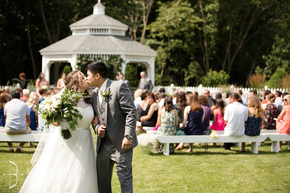 A Wedding At Mystical Rose Gardens