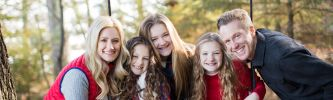 Trego Lake Cabin Family Portraits