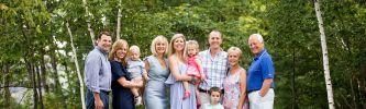 Hayward WI Family Photography