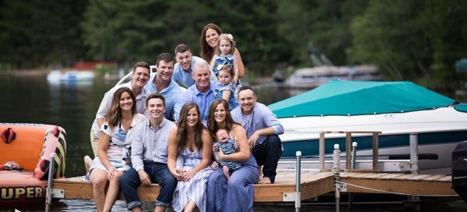 Lake Nancy Family Photography