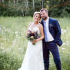 Clear Lake Echo Valley Wedding