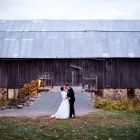 Enchanted Barn November Wedding