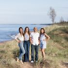 Duluth Family Photography on the Beach