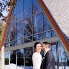 Small Wedding in Northwoods Wisconsin