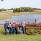Family Farm Photo Session