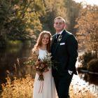 Cable Wisconsin Backyard Wedding