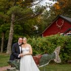 Clam Lake Lodge Wedding