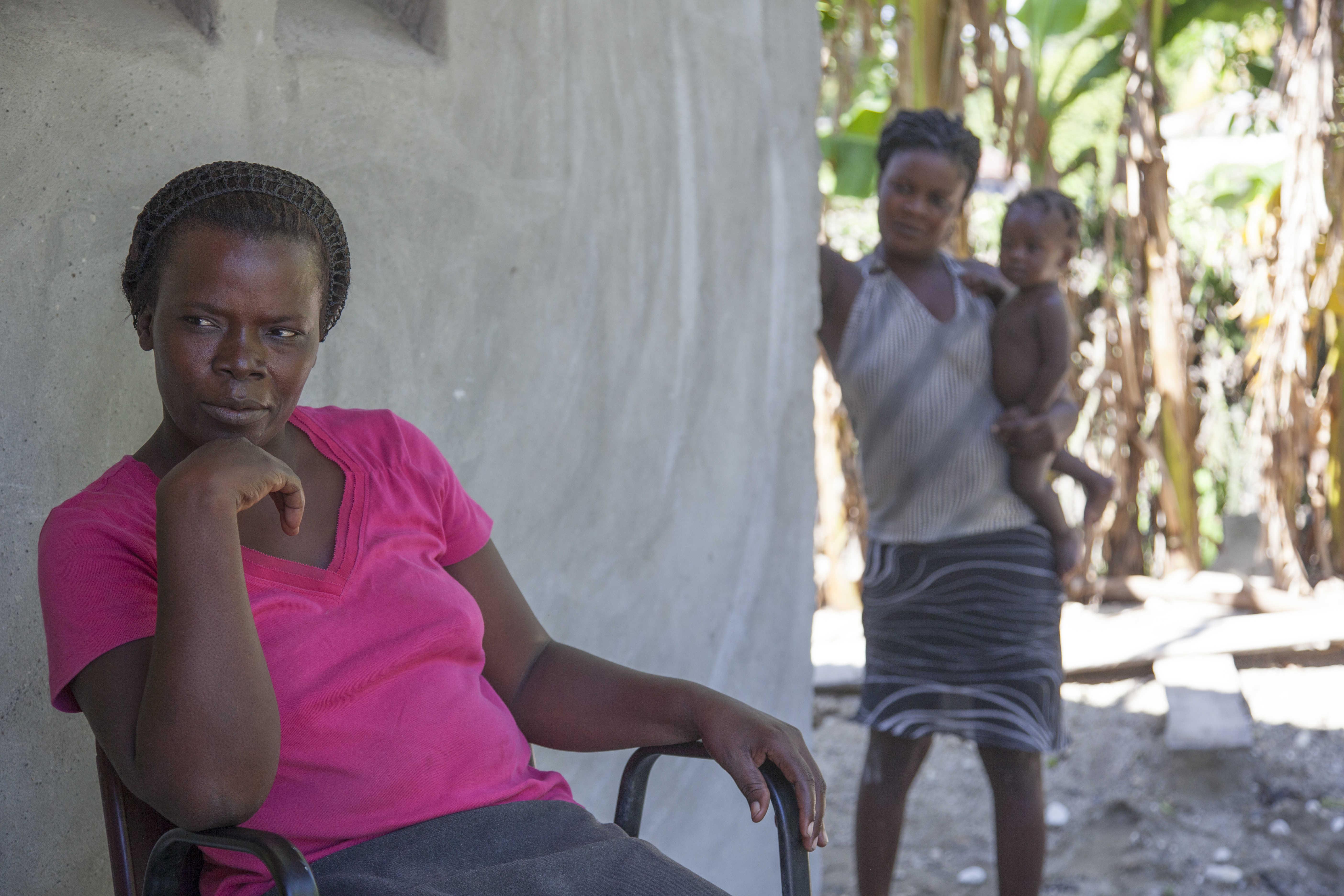 Haiti dating marriage