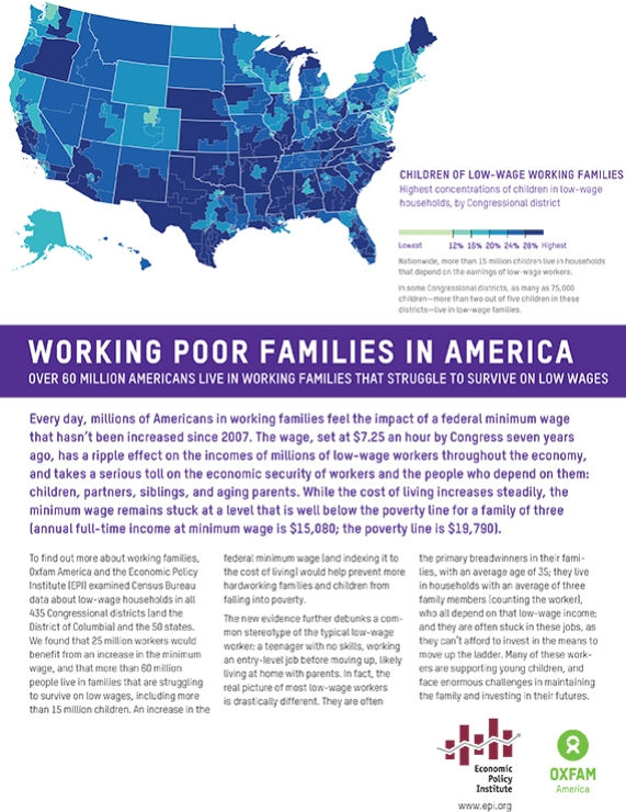 working poor in america Writer david k shipler identifies those two competing visions in the working poor: invisible in america and proceeds to demolish both he persuasively demonstrates through scores of compelling examples that the real answer is all of the above.