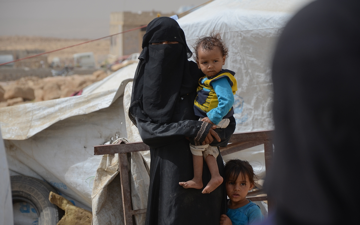 1.8 million Yemeni children are on the brink of starvation