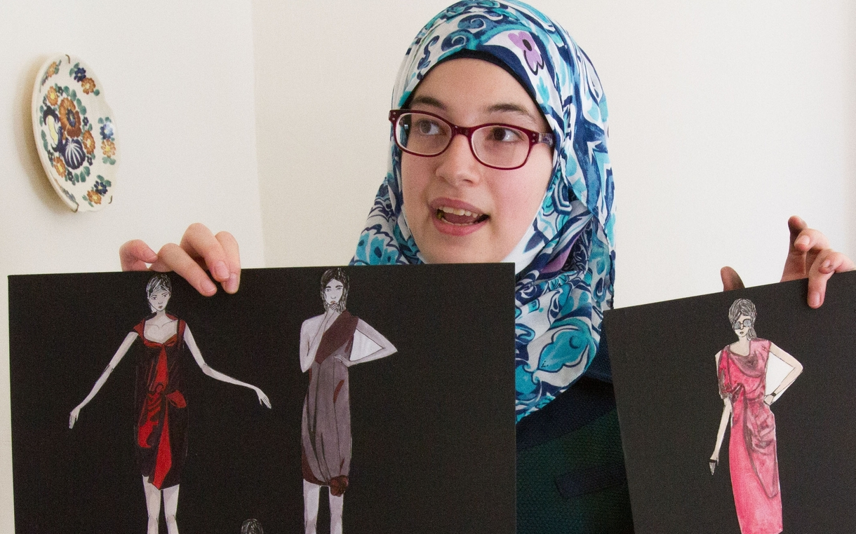 Oxfam reinvents' fashion