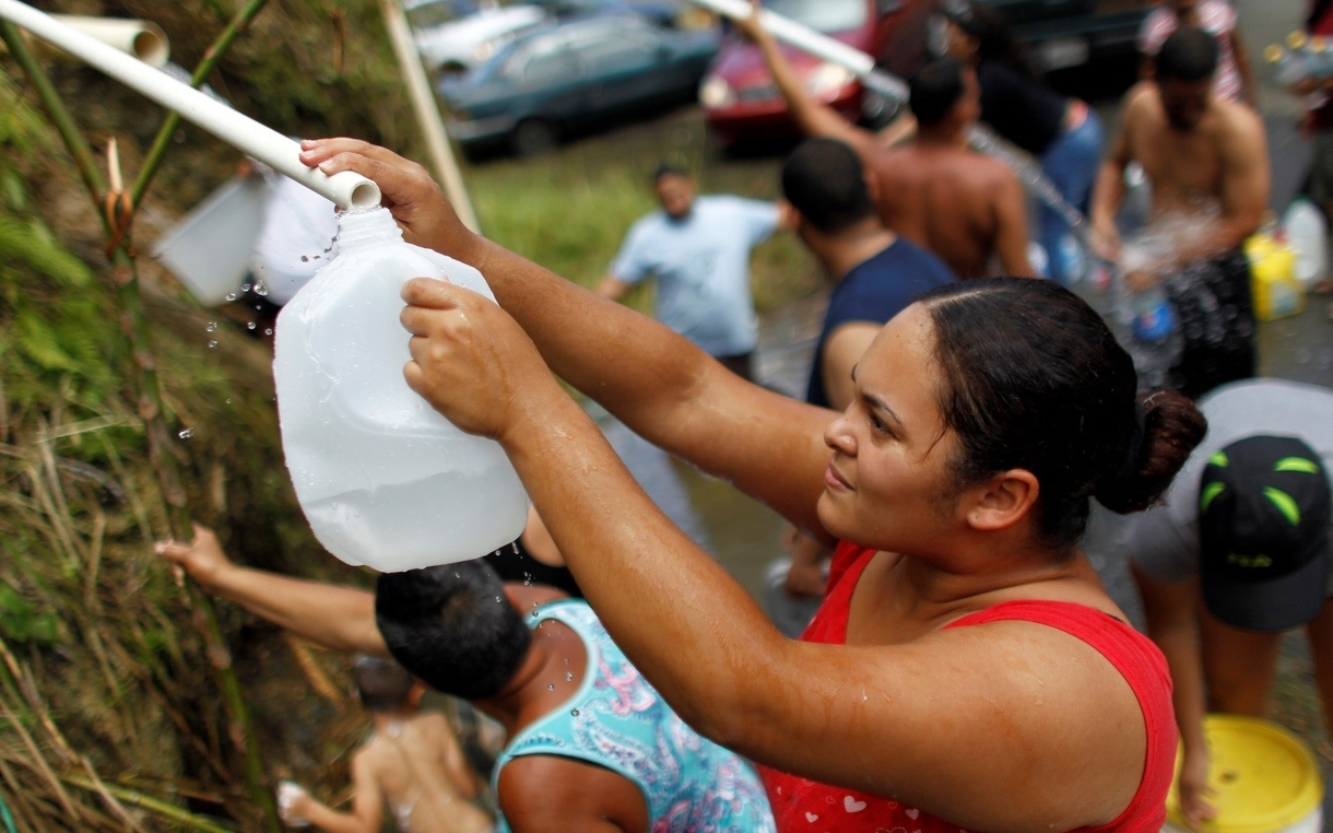 Hurricane Maria Put A Disproportionate Burden On Women