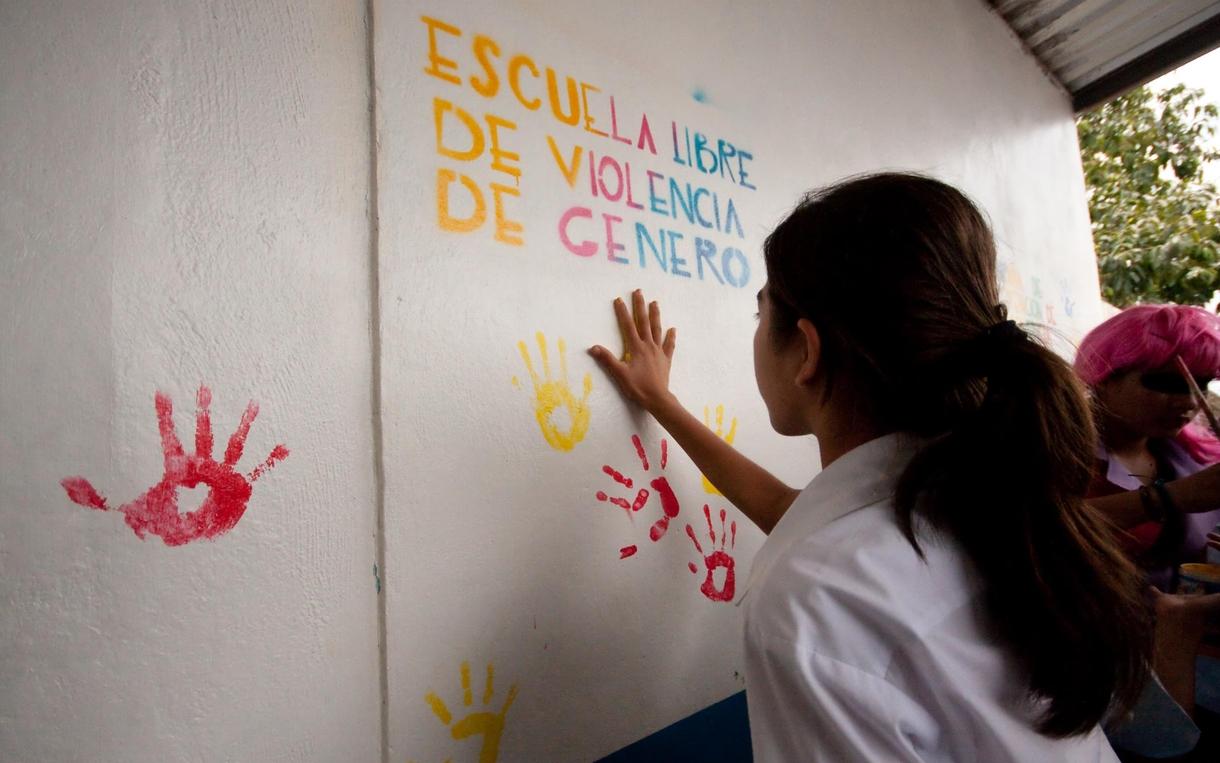 Program to Prevent Gender Based Violence in El Salvador ...