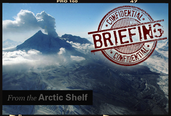 Confidential Breifing from The Arctic