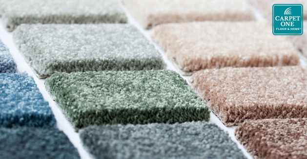 Medallion Carpet One & Paint