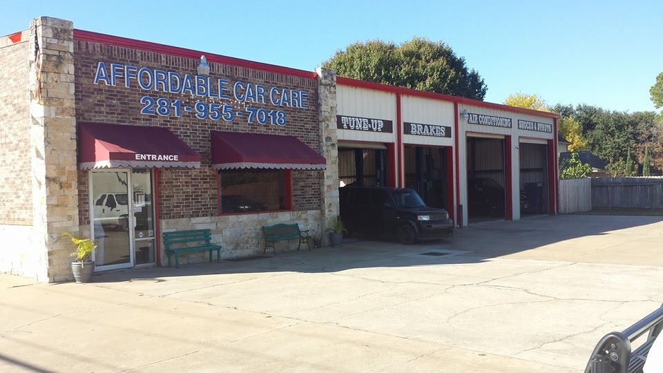 Affordable Complete Car Care - Houston, TX