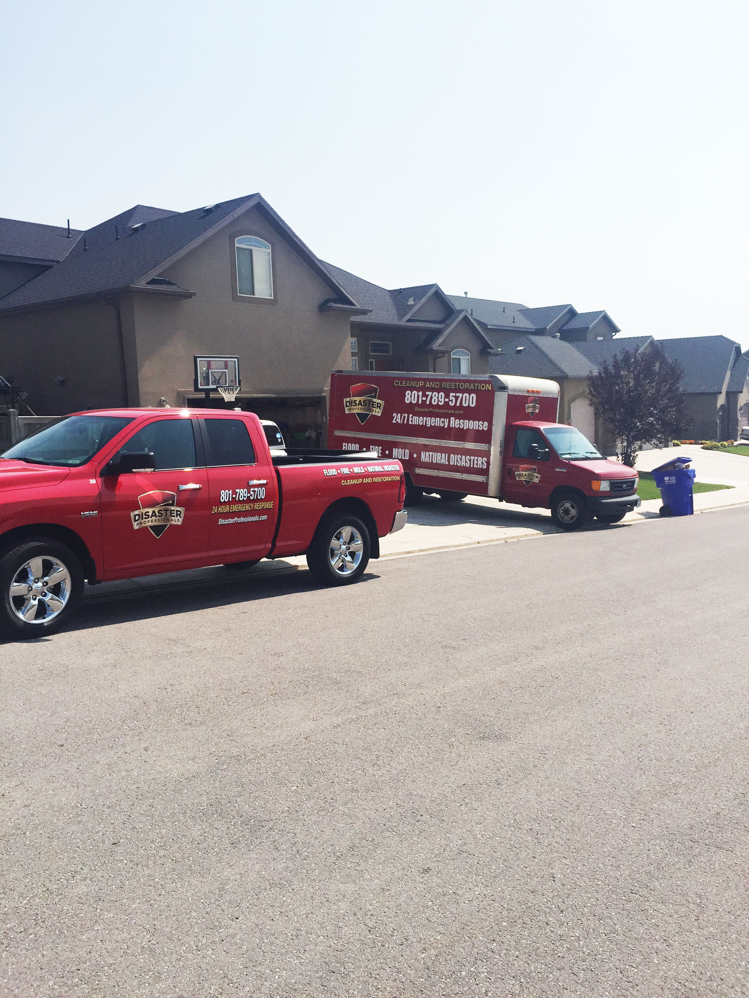 Disaster Professionals - Rock Springs, WY