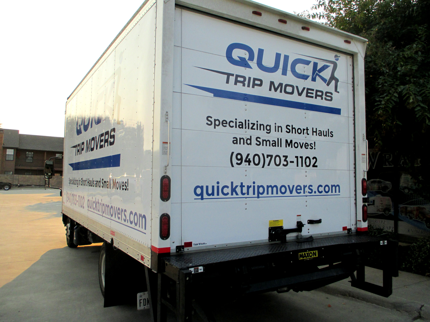 Quick Trip Movers - Lewisville, TX