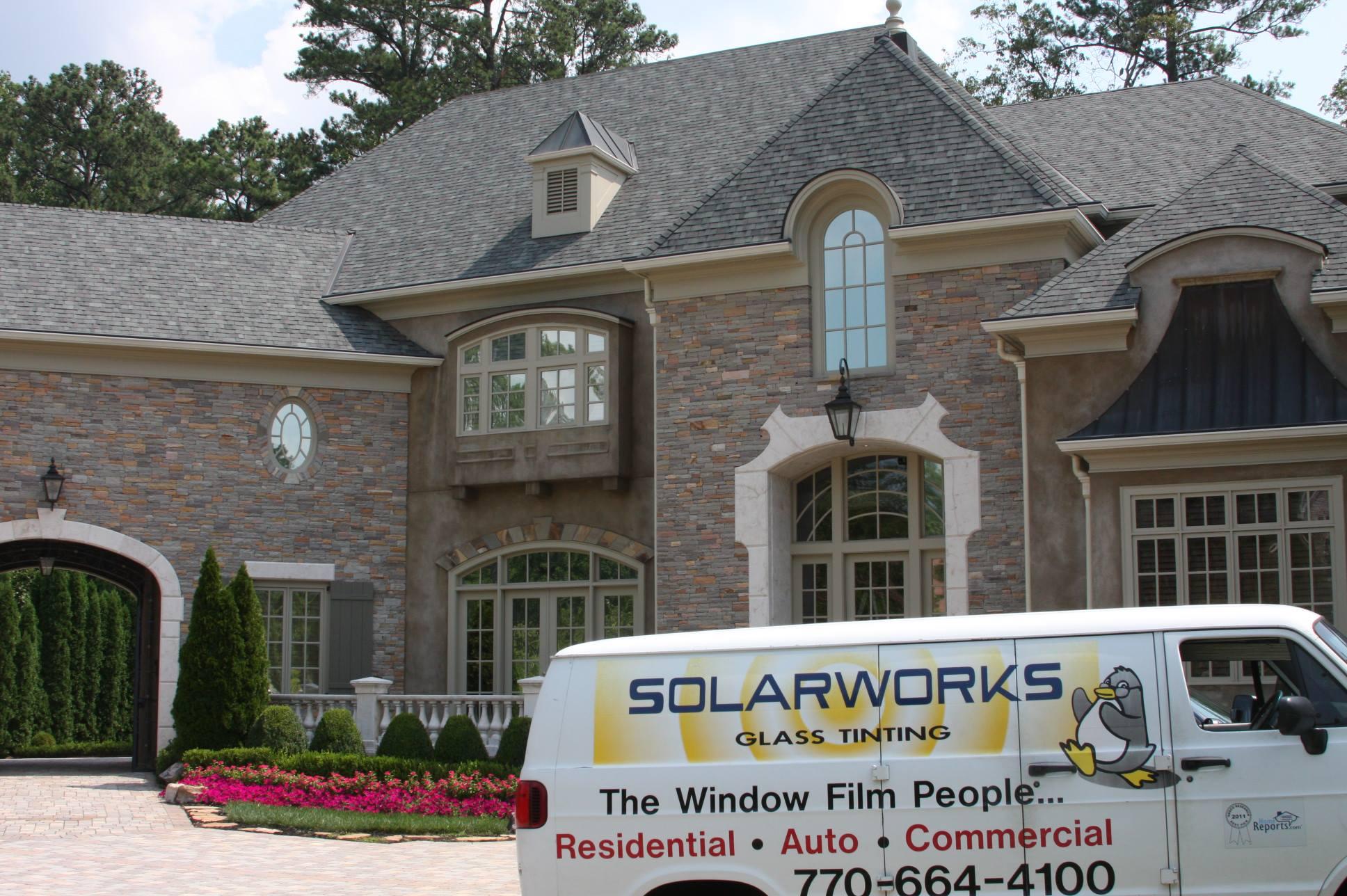 Solarworks Glass Tinting - Roswell, GA