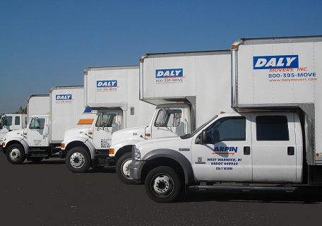 Daly Movers, Inc.