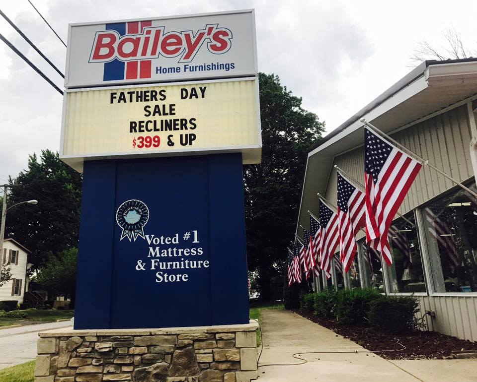 Bailey's Home Furnishings - Plymouth, IN