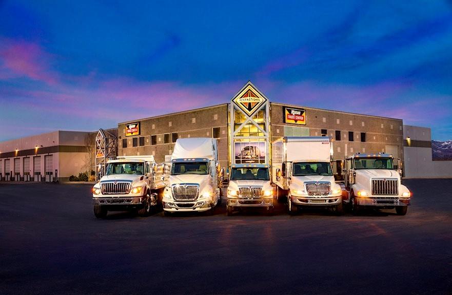 Rush Truck Center - Springfield, OH