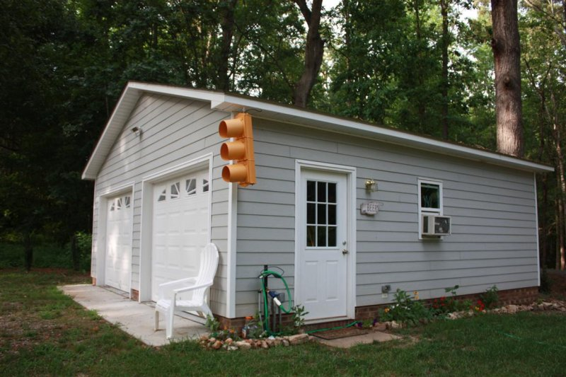 Garage Builders of Raleigh Inc - Raleigh, NC