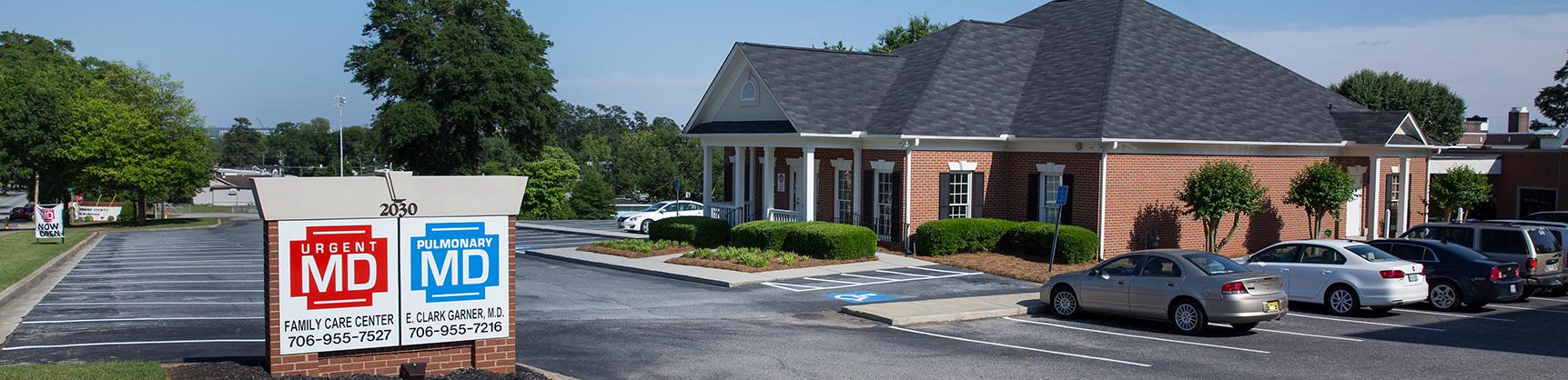 Pulmonary MD - Augusta, GA